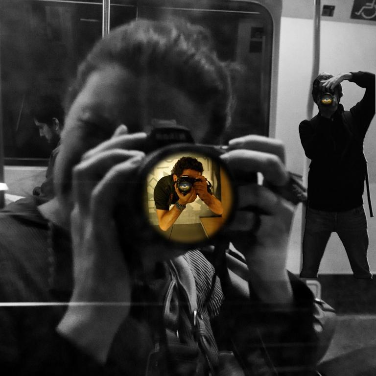 Me vejo em voce, enquanto outro se ve, junto com o Olho, que Tudo Ve - Atibaia-SaoPaulo-Curitiba-Milao - Jaime Scatena