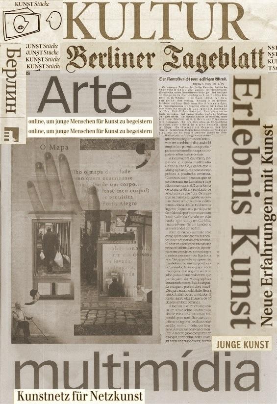Über Kunst und Multimedia
