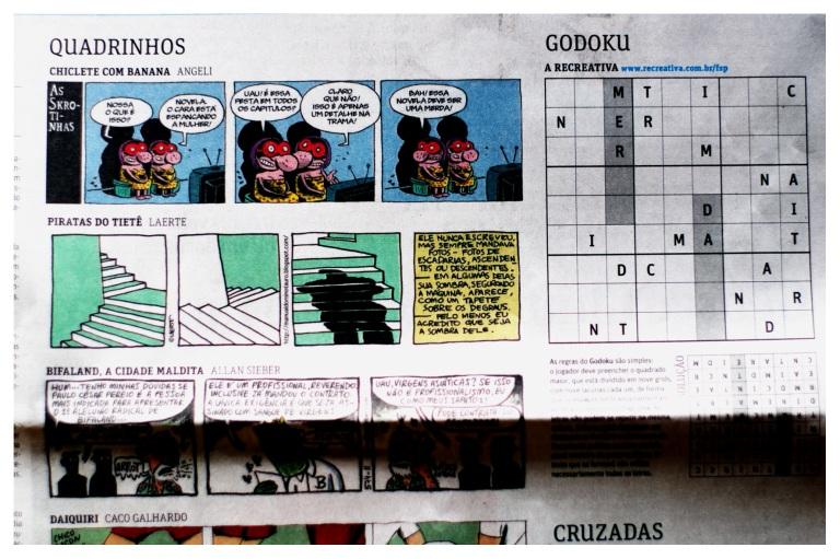 Leio MER DA no Jornal   Atibaia   Jaime Scatena