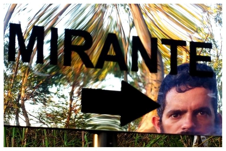Eu, cá com meus olhos, mirando o mundo passar (Mirante) - Braganca Paulista - Jaime Scatena