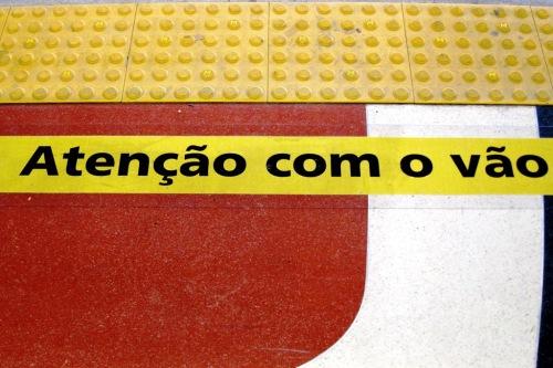 Cuidado com o vão entre você e o Infinito ao seu redor | Rio de Janeiro | Jaime Scatena