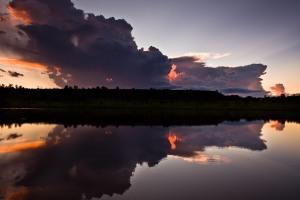 E o céu se banhou... | Atibaia | Júnior Amojr