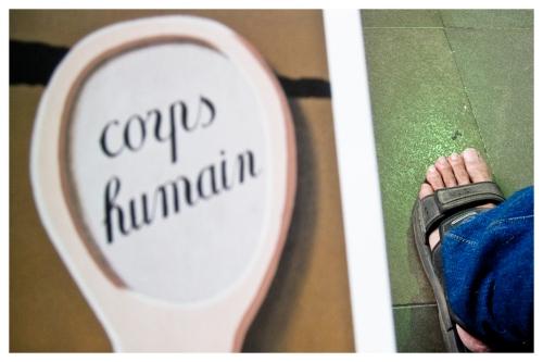 Corps Humains (I) | São Paulo | Jaime Scatena