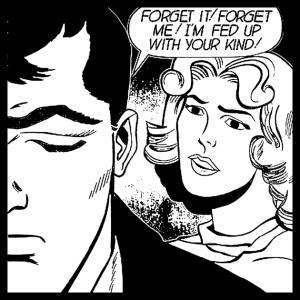 Forget it!   JScatena & Lichtenstein