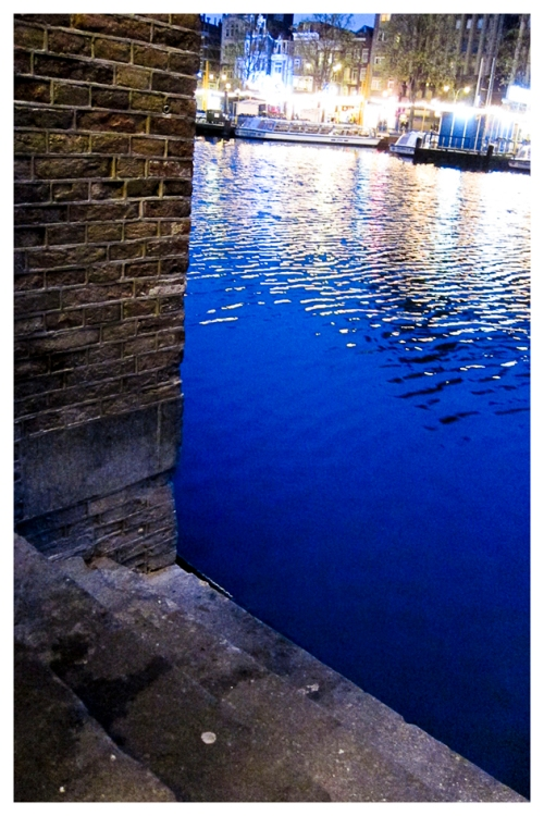 Stairs | Amsterdam | Jaime Scatena