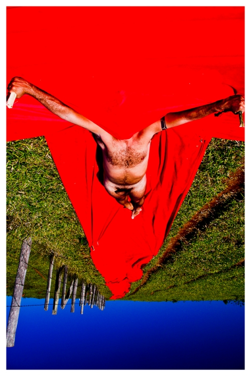 Crucified myself (Cross) | Fazenda Serrinha | Jaime Scatena