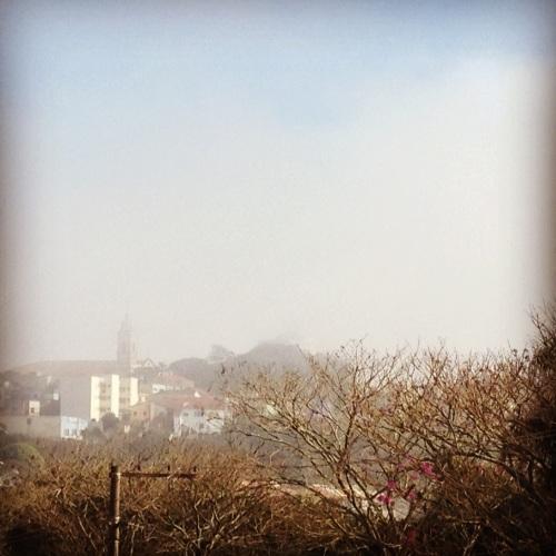 Cidade em Névoa (Blur city) | Atibaia | Jaime Scatena