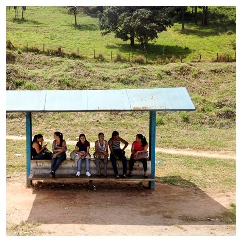 Bus stop | Atibaia | Jaime Scatena