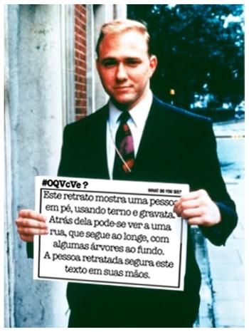 #OQVcVe? (G. Wearing)   São Paulo   Jaime Scatena