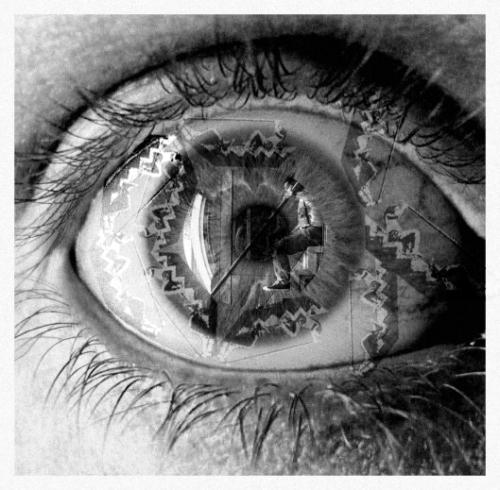 I am in your Eye | Webland | Jaime Scatena