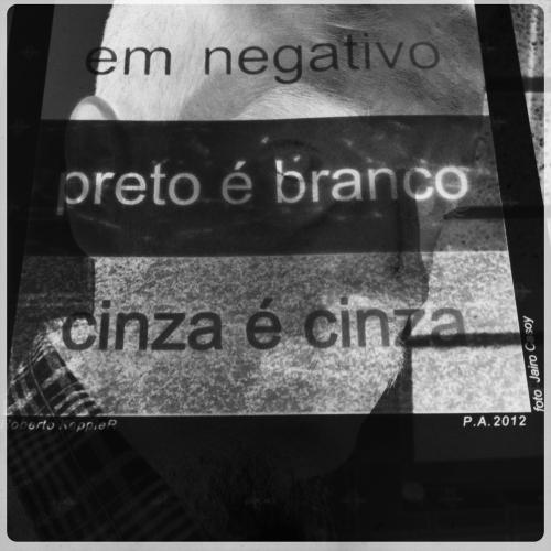 Cinza é Cinza | Atibaia | Jaime Scatena sobre Roberto Keppler