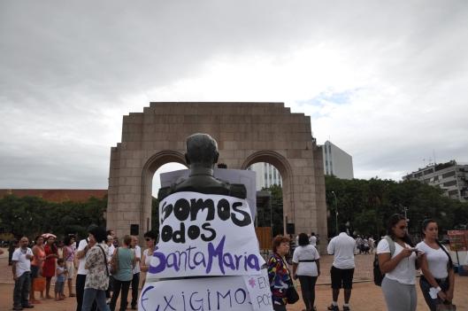 Somos Todos Santa Maria | Porto Alegre | Gabriela Canale