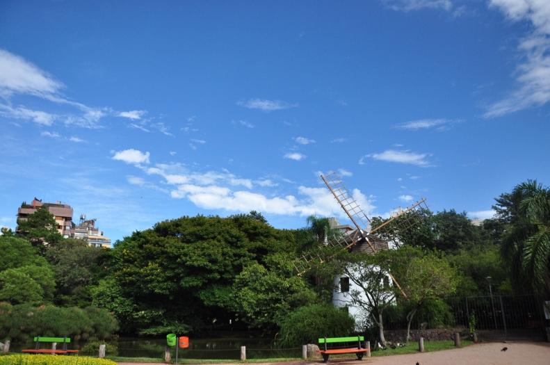 Moinho de Vento que não gira | Porto Alegre | Gabriela Canale