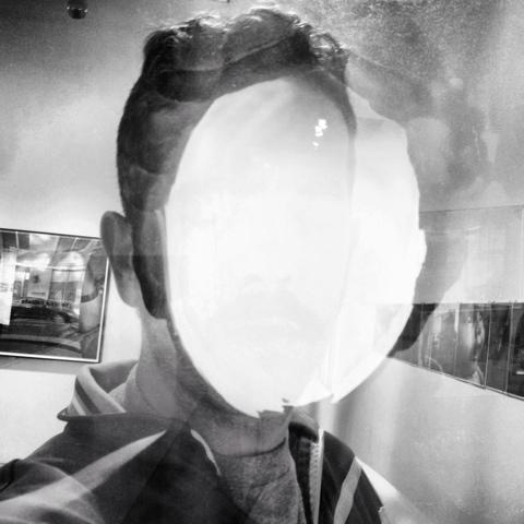 faceless | New York | Jaime Scatena over Daido Moriama