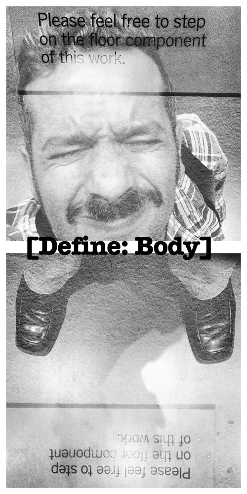 Define: Body | New York | Jaime Scatena