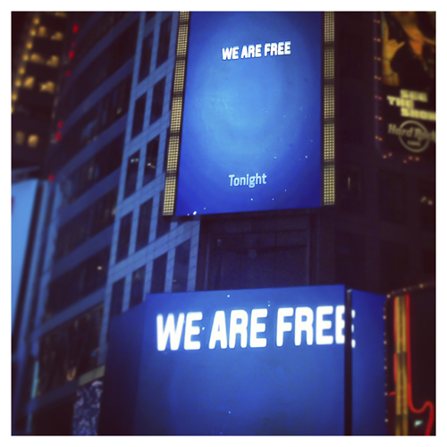 Tonight we are free | New York | Jaime Scatena
