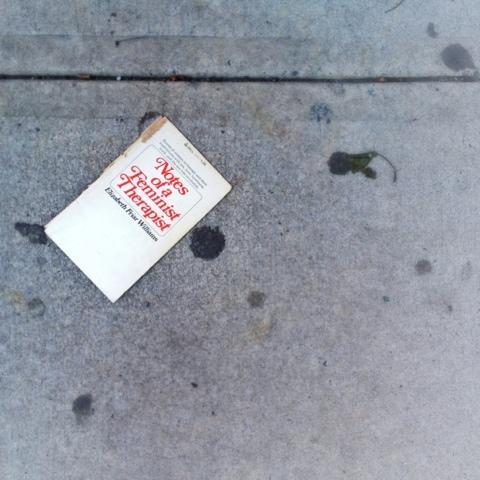 Literatura de chão | New York | Jaime Scatena