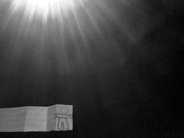 People Sendind Light and Planes to the South I | Londrina | Terezinha Araújo