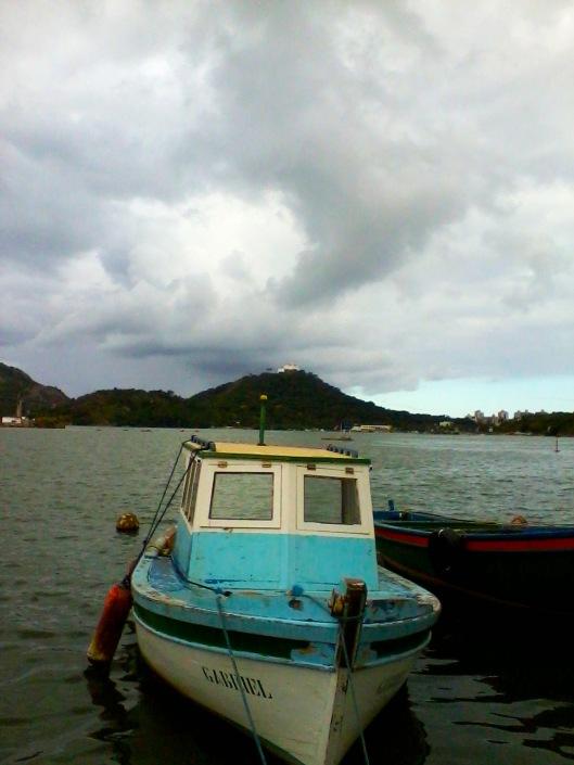 barco de gabriel para as coisas vivas (deixando Caronte) | Vitória | Gabriela Canale