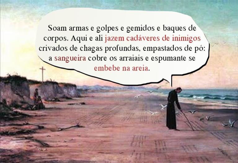 despassismo (anchieta sobre Mem de Sá) | Vitoria | Gabriela Canale