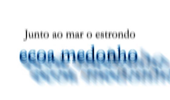 ecoa medonho | vitória | Gabriela Canale