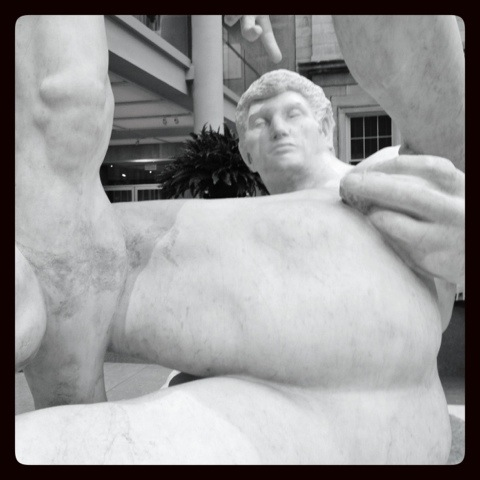 Nude marble | New York | Jaime Scatena
