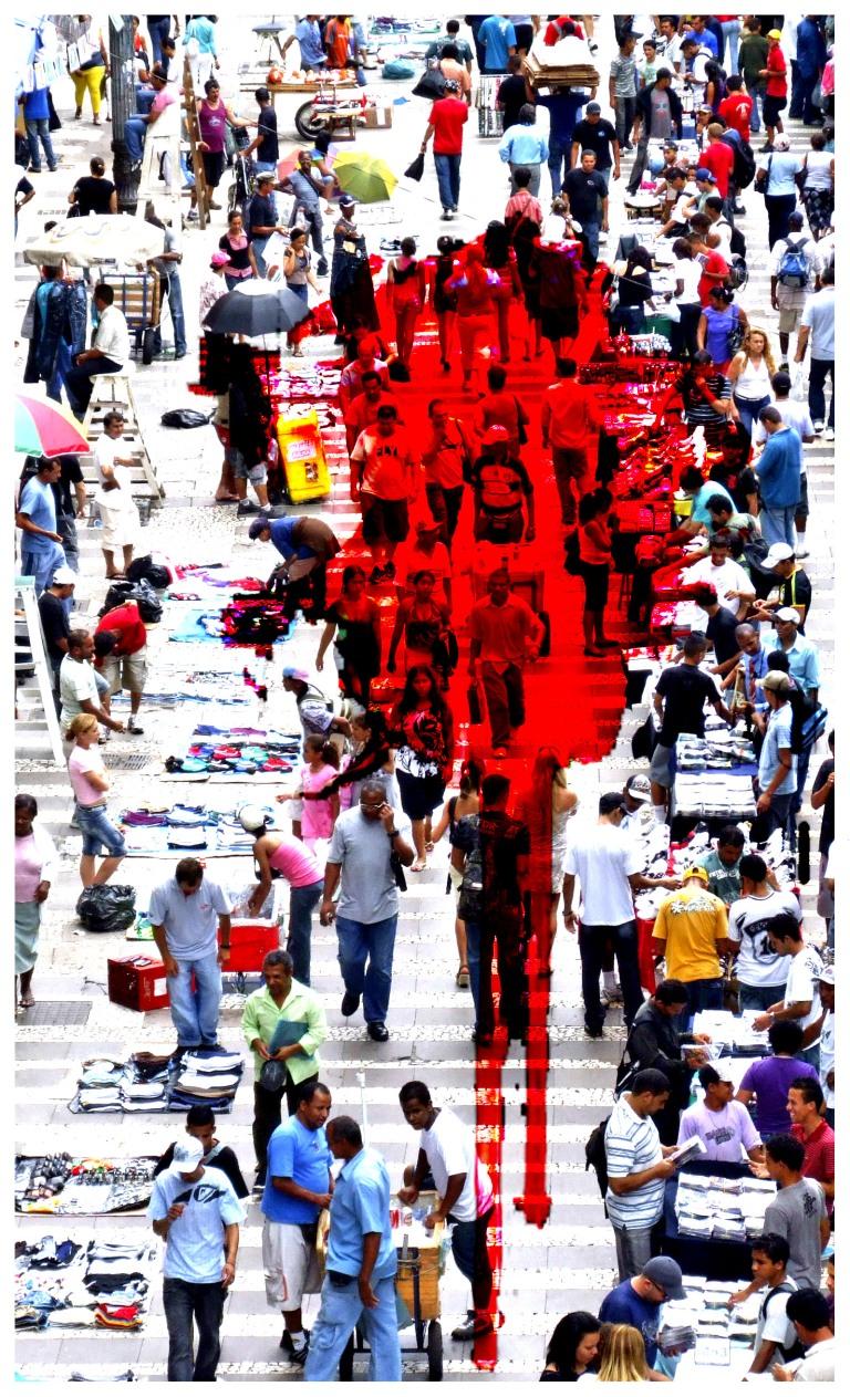 culture of fear | London | R.Cambusano