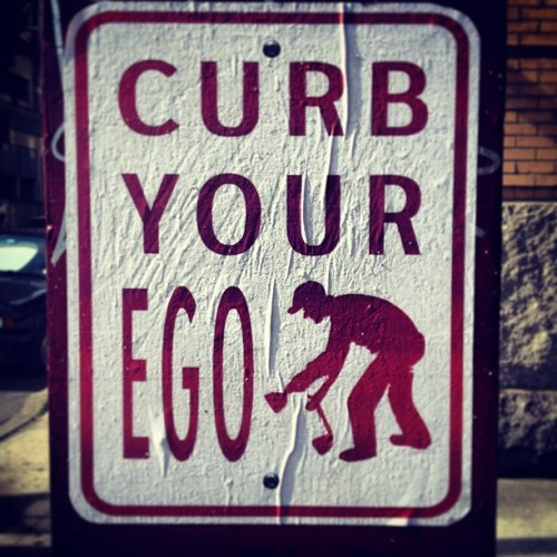 Curb your Ego | New York | Jaime Scatena