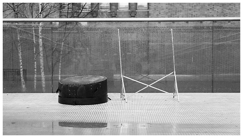 rest denoting period of silence  |  London  |  R.Cambusano