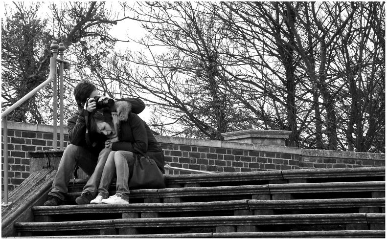 shooting stairs |  London  |  R.Cambusano