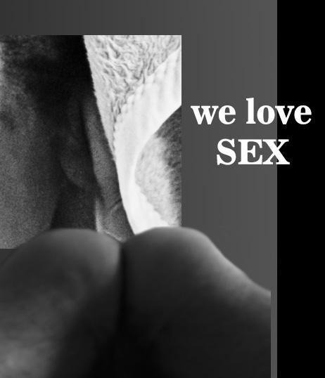 WE LOVE SEX | WEBLAND |gABRIELA cANALE