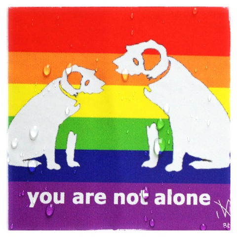 You're not alone (Pride) | New York | Jaime Scatena