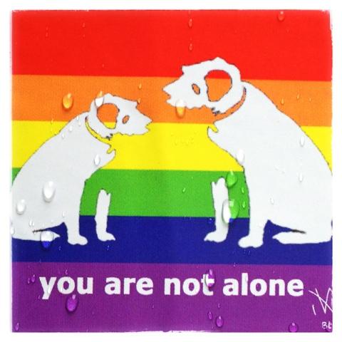 You're not alone (Pride) | New York | Jaime Scatena