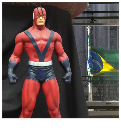 a good feeling of duty | Brazilian Consulate | London | R.Cambusano