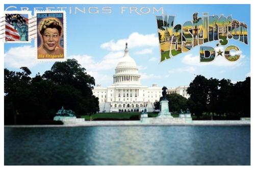 Greetings from DC   Washington, DC  JKScatena