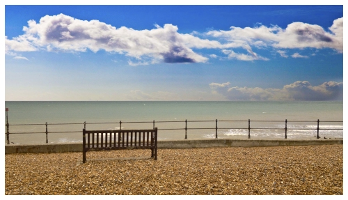 over the horizon | Brighton | R.Cambusano