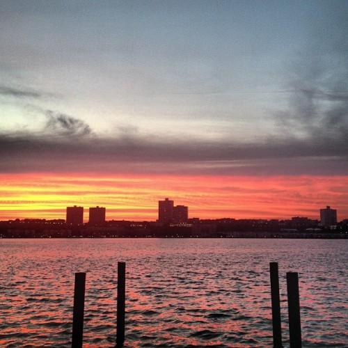 NYC Sunset | New York | Jaime Scatena