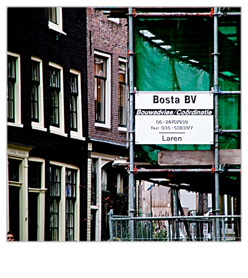 other cultural nonverbal sign | Amsterdam | R.Cambusano