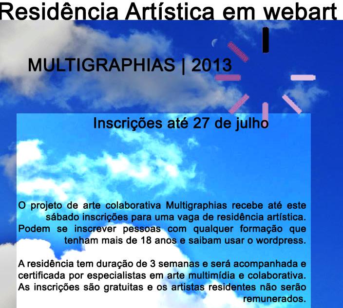 residencia artistica em webart 2013