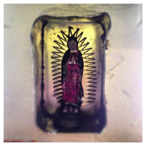 Saint in a tin | New York | Jaime Scatena