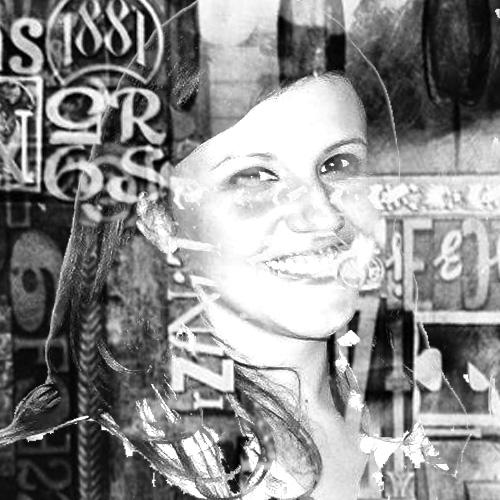 the print marker self portrait | weblnd | Gabriela Canale