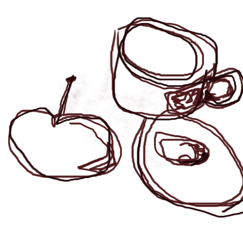 tea and apple | Vitória | Gabriela Canale