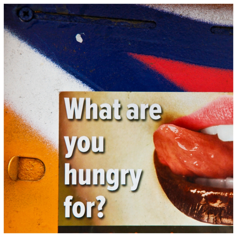 are you hungry | London | R.Cambusano