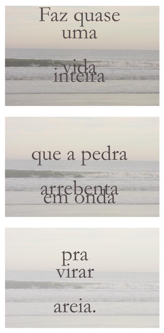 areia | Vitória | Gabriela Canale sobre Beatriz Rodrigues
