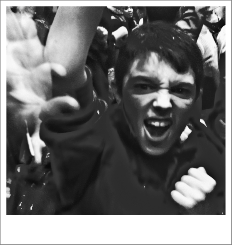 not too young to fight | Sao Paulo | R.Cambusano