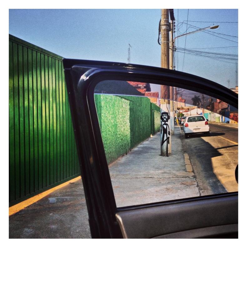 weird being framed  | Jacarei | R.Cambusano