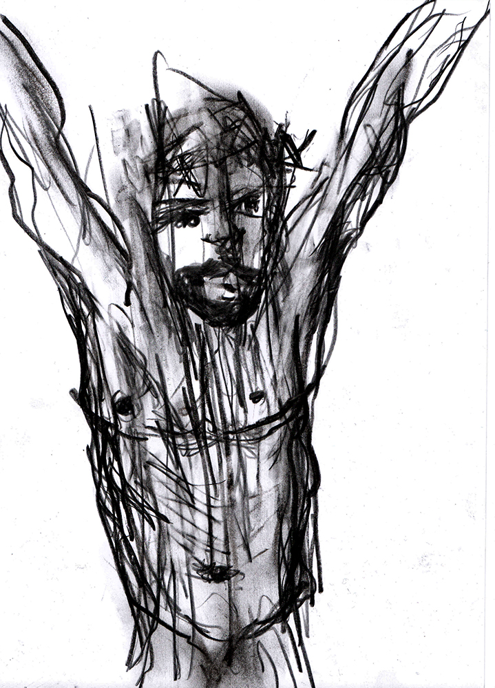 The Son III | drawing | Ygor Raduy