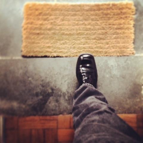Right foot, left foot, I'm out   Atibaia   Jaime Scatena