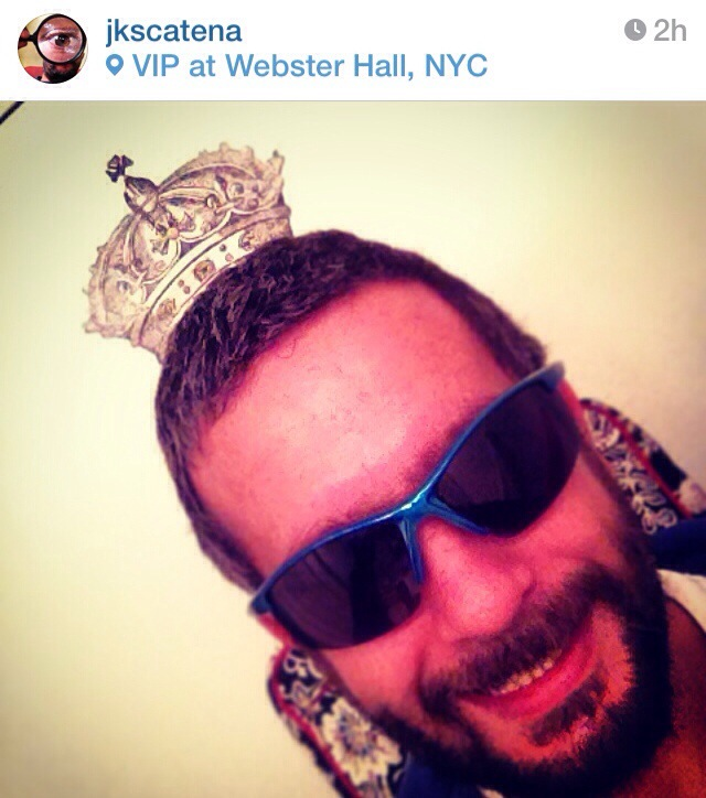 VIP Selfie (#SelfieKing) | New York | Jaime Scatena
