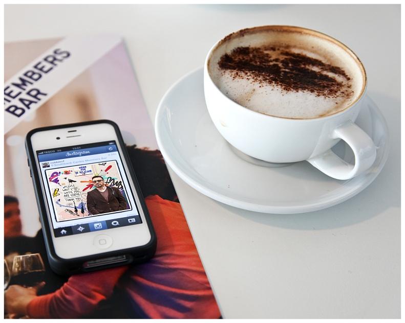 coffee break while you wait | London | R.Cambusano